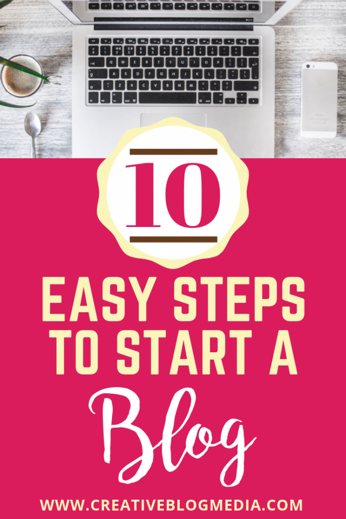 So you want to start a blog? Congratulations on claiming your space on the intrernet. Whether you are blogging just for hobby or have big plans to conquer the internet, you should give yourself a pat on the back. Here are my tips on How To Start A Blog. #blogging #blogtips #howtostartablog #entrepreneur #womeninbusiness