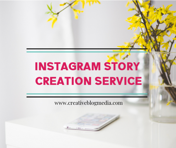 Instagram Story Creation Service