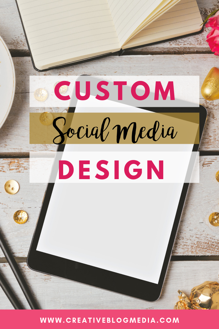 Introducing Social Media Design Services using Canva By Creative Blog Media