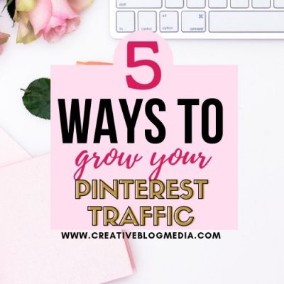 Pinterest Tips To Increase Traffic
